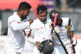 19th March 2017: Bangladesh Register Maiden Test Win Over Sri Lanka