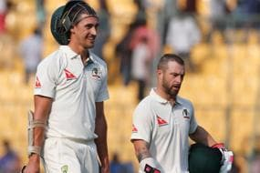 Shouldn't Select Players for Test Cricket Only on Sheffield Shield Scores: Matthew Wade