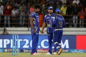 IPL 2017: Rohit Sharma Lavishes Praise on Jasprit Bumrah