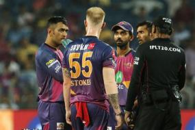 Here's Why Rising Pune Supergiant Players Sported Black Bands