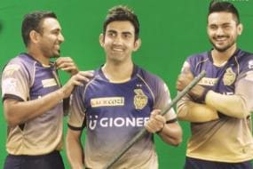 IPL 2017: Watch Gambhir Laugh His Heart Out During Ad Shoot