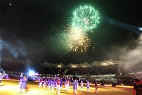 IPL 2017 Opening Ceremony from Rajiv Gandhi Stadium, Hyderabad