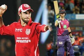 IPL 2017: Pune, Punjab to Battle for Play-offs Berth