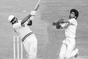 18th April 1986: Javed Miandad, Chetan Sharma and THAT Sharjah Six