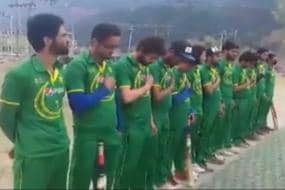 Club Cricket Team in Kashmir Sings Pak National Anthem, Video Goes Viral