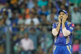 IPL 2017: Rohit Sharma Hits Out at Teammates After Pune Defeat