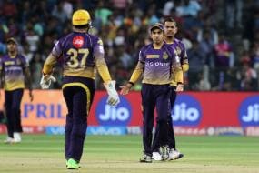 IPL 2017: Gambhir Lashes Out at Teammates After Hyderabad Defeat