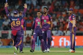 Unadkat Picks Third Hat-trick of IPL 10, Finishes With 5 Wickets