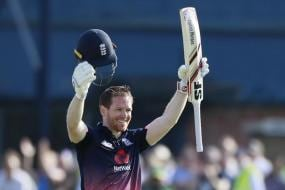 Eoin Morgan Warms Up for Australia Series with Middlesex Ton