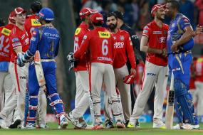 IPL 2017: Saha, Mohit Star as Punjab Edge Mumbai by 7 Runs