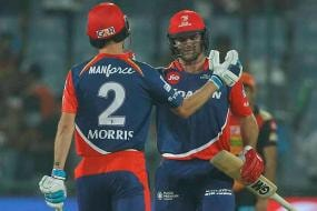 IPL 2017: Batsmen Come to the Party as Delhi Beat Hyderabad By 6 Wickets