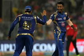 IPL 2017: Hardik Pandya Bowls Mumbai to 9-run Win Over Kolkata