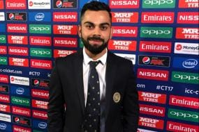 Virat Kohli Steals the Show in Champions Trophy Opening Dinner
