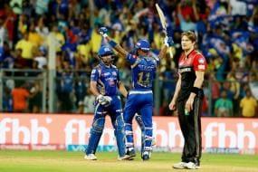 In Pics: MI vs RCB, IPL 2017, Match 38