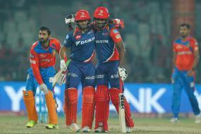 In Pics: DD vs GL, IPL 2017, Match 42