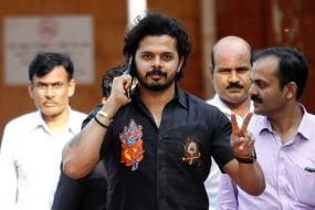 Sreesanth Gets Reprieve As Kerala High Court Revokes BCCI Life Ban
