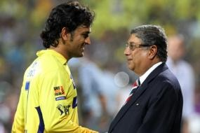 MS Dhoni Worked Under Srinivasan for a Basic Pay of Rs 43,000