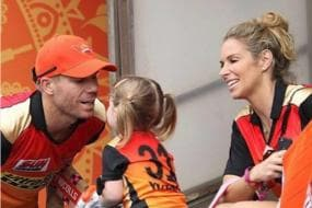 IPL 2017: David Warner Loves Having Daughters by His Side