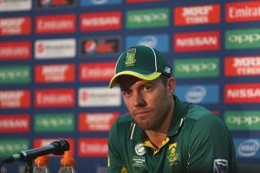 AB de Villiers Announces Retirement from All Forms of International Cricket