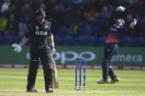 Champions Trophy 2017: Eng vs NZ - Turning Point - Williamson's Dismissal
