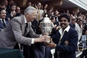 June 25, 1983: Kapil's Tigers Upset Mighty Windies to Lift the World Cup