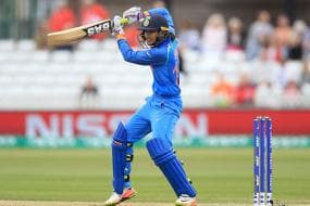 Waris: Sublime Mandhana Showing Just Why She is Among the Very Best