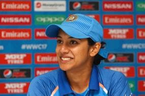 We Have the Depth in Our Fast Bowling, Says Mandhana