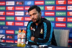 Important to Start on Winning Note, Says Bangladesh Captain Mashrafe Mortaza