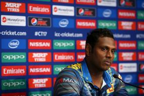 India Are a Force to Be Reckoned With, Says Angelo Matthews