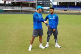 Comparisons With MS Dhoni is Working on Rishabh Pant's Mind: MSK Prasad