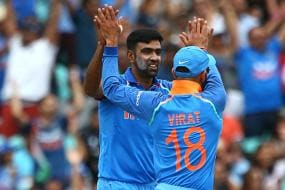 Want to Wear Blue Jersey for India at World Cup: Ashwin