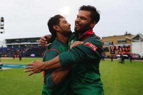 Mashrafe Mortaza Says Bangladesh Ready for Bigger Challenges