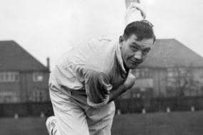 July 4, 1918: Alec Bedser - The Quintessential English Seamer