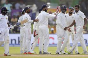 Ashwin & Jadeja Bowl Visitors to 304-run Win After Kohli Century