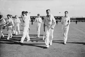 31st July 1956: When Jim Laker 'Turned 19' in Manchester