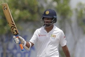 Opener Dimuth Karunaratne in Doubt for West Indies Tour