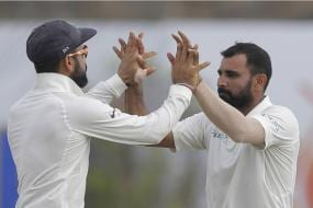 Virat Kohli Believes Shami is One of The Best in The World