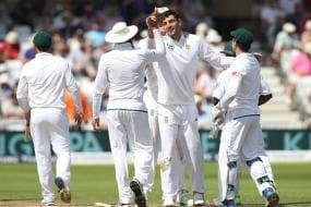 South Africa Rout England by 340 Runs to Level the Series