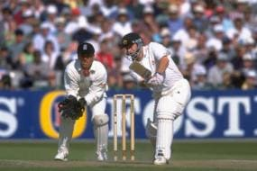 6th July 1997: Steve Waugh Scores Twin Century Against England