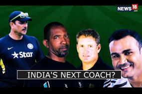 Team India Coach: Race To The Top