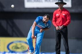 India vs Australia | In Numbers: The Curious Case of Shami's Stop & Start ODI Career
