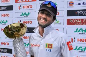 Sri Lanka vs India: Chandimal on Road to Return for Second Test