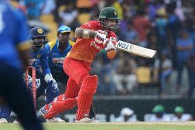 Sri Lanka vs Zimbabwe: Ervine Guides Zim Home to Level Series