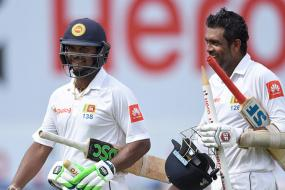 Gunaratne & Dickwella Hold Fort as Lanka Pull Off Record Chase