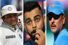 Sehwag, Shastri Top Contenders, But CAC to Let Virat Kohli Decide