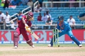 West Indies vs India T20I: Lewis Slams Ton as Hosts Thrash Kohli & Co