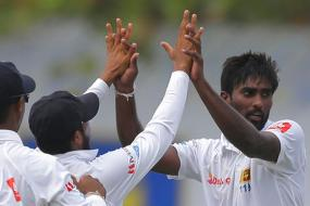 Nuwan Pradeep Over The Moon After Taking Kohli's Wicket