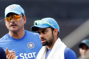 Team India Benefitting from Ravi Shastri's New Training Regimen
