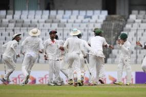 Bangladesh vs Zimbabwe, 1st Test in Sylhet, Day 1, Highlights: As it Happened