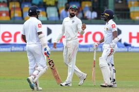 India on Top Despite Mendis, Karunaratne Resistance on Day 3